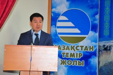 Министр транспорта и коммуникаций Аскар Жумагалиев посетил Мангистаускую область