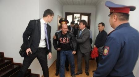 Полицейские, задержавшие Цуканова, поддерживают его действия
