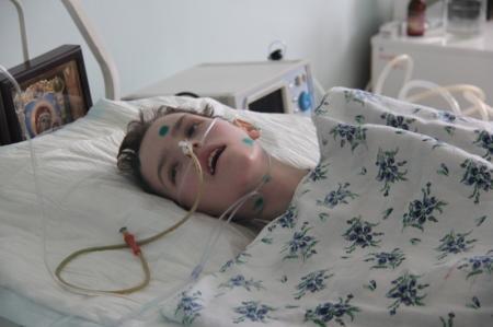 Алик Айдарбаев – как только врачи дадут добро, мы отправим Дениса Чернухина на лечение в Алматы или в Астану