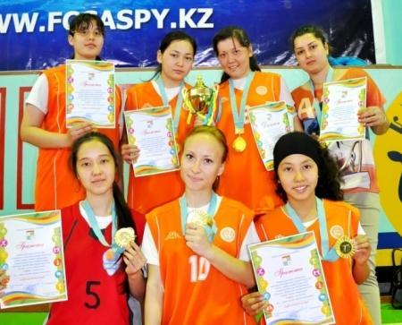 В Актау завершились соревнования по мини-футболу среди школьников