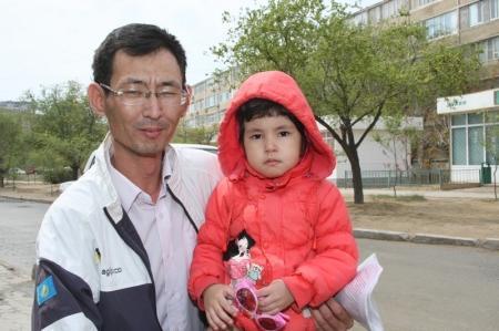 Блиц опрос - легко ли в Актау ребенку попасть в детский сад?