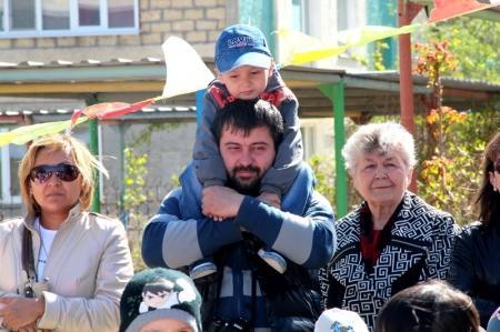 В Актау детский сад №29 отметил День единства народа Казахстана