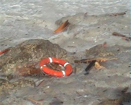 В Каспийском море три человека пропали без вести