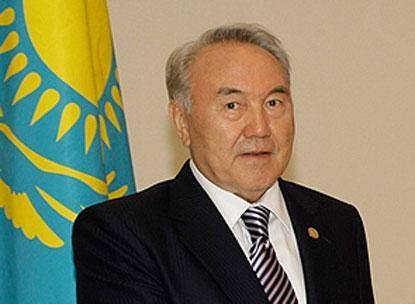 Сегодня в Астане Глава государства Нурсултан Назарбаев посетил Успенский кафедральный собор