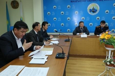 В Актау началась акция «Скажем коррупции — НЕТ!»