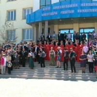 Три тысячи человек одновременно исполнили «Катюшу» в Атырау
