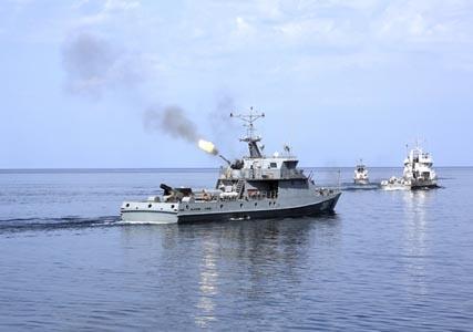 В Актау состоялись учебно-методические сборы под руководством главнокомандующего ВМС Вооруженных сил РК