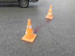 В Актау водитель сбил мужчину и скрылся с места происшествия