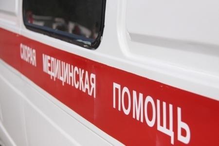 Три человека пострадали в результате столкновения двух автомашин «Daewoo Nexia» в центре Актау