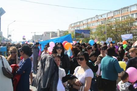 Сегодня Мангистау празднует День единства народов Казахстана