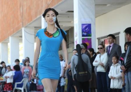 В Актау прошла выставка-ярмарка «Цветочная симфония»