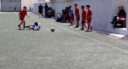 В Актау состоялось открытие международного турнира по футболу, посвященного памяти Сарсенбека Кельджанова