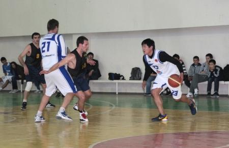 В Актау завершился сезон Любительской лиги по баскетболу