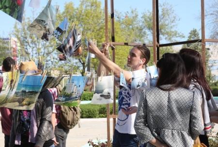 """В Актау прошла выставка фоторабот """"Фотосушка"""""""