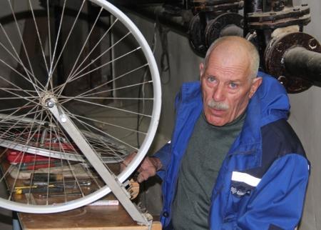 Актауский велоспорт развивается в подвале