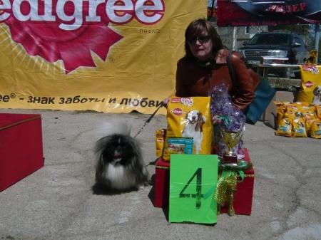 В Актау прошла национальная выставка собак всех пород