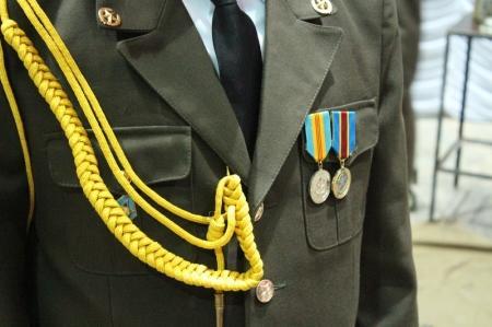 Военнослужащие Актау о службе в армии и о Великой Победе