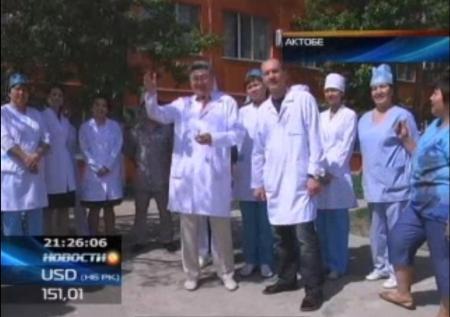 Новые дозы и расчёты чиновников могут убить пациентов – уверены врачи актюбинского центра гемодиализа