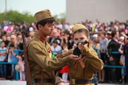 """БЛИЦ-ОПРОС: """"Кто из вашей семьи воевал на фронтах ВОВ?"""""""