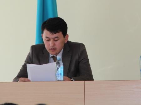 В природоохранной прокуратуре Мангистауской области прошло совещание по  вопросам соблюдения промышленной и экологической безопасности