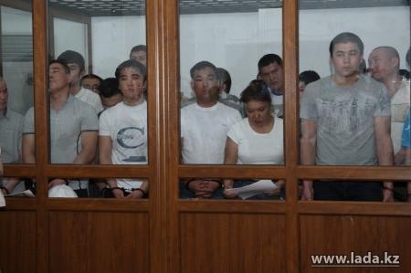 Судьба осужденных за погромы в Жанаозене нефтяников может решиться в июне