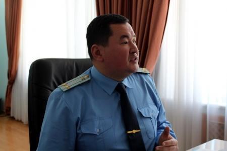 Шокирующую запись избиения восьмикласницы в одной из школ г. Актау прокомментировал прокурор города Талгат Алибаев