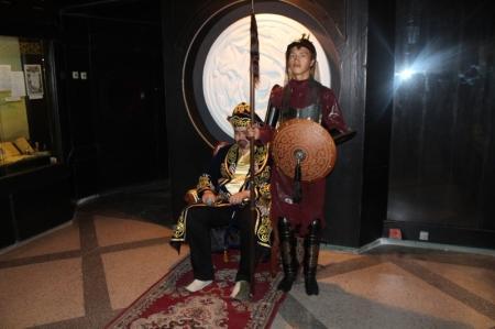 """В Актау отметили """"Ночь музея"""""""
