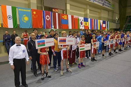 Актауские боксеры завоевали «золото» на международном турнире в Хабаровске