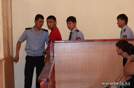 В Актау прошло второе судебное слушание по убийству Александра Панкратьева