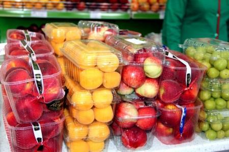 Компания «Kaz Fruit сompany» открыла новый торговый павильон