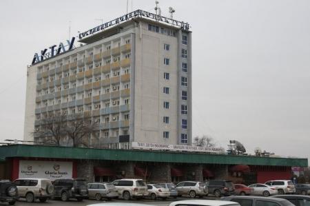 В гостинице «Актау» повесился 50-летний мужчина