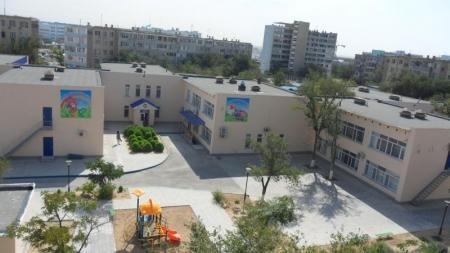 Дошкольная гимназия № 24 города Актау включена в международную энциклопедию