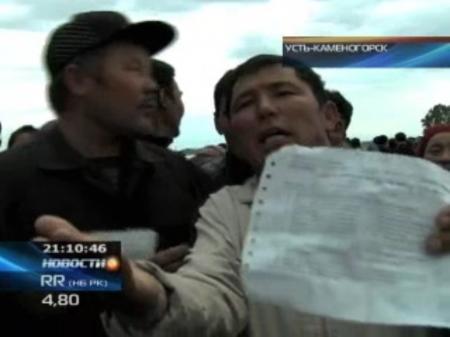 Оралманы отказываются погашать миллионные долги за электричество