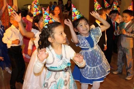Детские сады Актау прощаются со своими воспитанниками