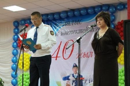 В Актау стартовал областной слет юных инспекторов дорожной полиции