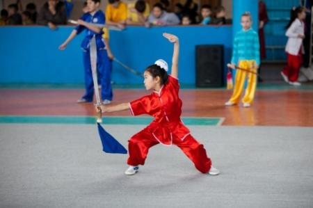 Мангистауские ушуисты завоевали 19 медалей на республиканских соревнованиях