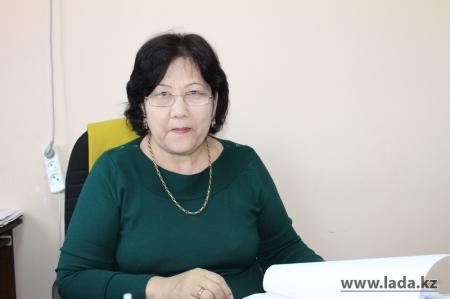 Майя Наурызбаева: В 2013 году на жилищную помощь выделено 7 миллионов 509 тысяч тенге