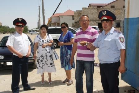 Жители Актау не хотят терпеть соседство с офисом «Свидетелей Иеговы»