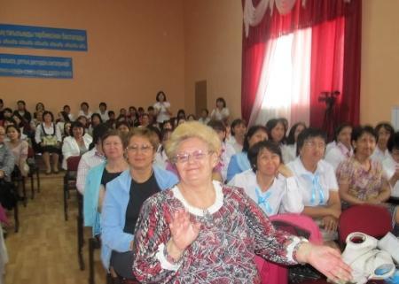 В Актау прошел смотр-конкурс «Город мечты»
