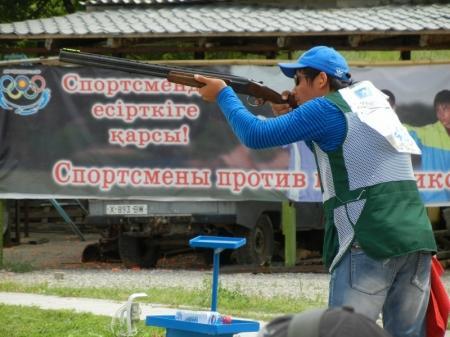 Актауские спортсмены вернулись с чемпионата РК по стендовой стрельбе