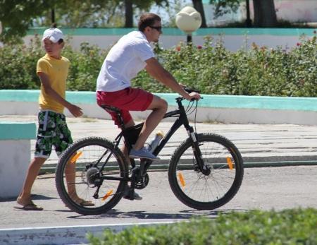 Владимир Марченко: Долгожданный велопробег состоится 1 июня