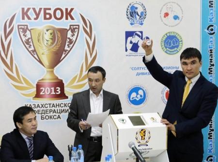 Мангистауские боксеры начали подготовку к Кубку казахстанской федерации бокса