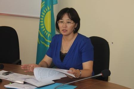 Зейнеп Тастемирова: В Актау и Жанаозене родители выпускников смогут наблюдать за ходом проведения ЕНТ в режиме «онлайн»