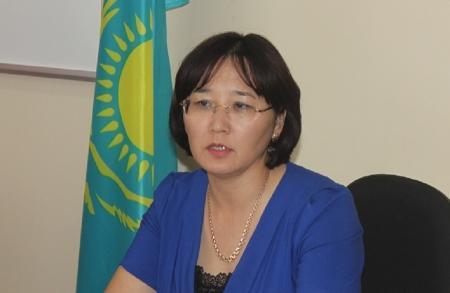 Зейнеп Тастемирова: C учащимися Мангистауской области, которые будут сдавать ЕНТ, работали психологи