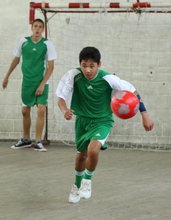 В ФСО «Динамо» прошли соревнования по разным видам спорта среди воспитанников актауских детдомов