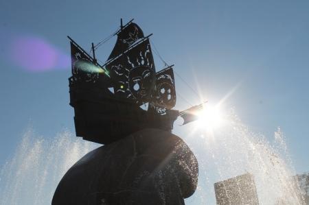 Жители Актау делятся своим мнением о городских фонтанах