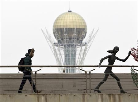 Казахстан отрицает месть семье беглого магната