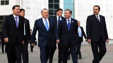 Назарбаев прибыл в Атыраускую область с рабочей поездкой