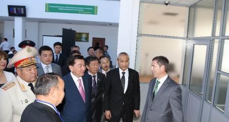 В Актау официально открыт ЦОН для автомобилистов