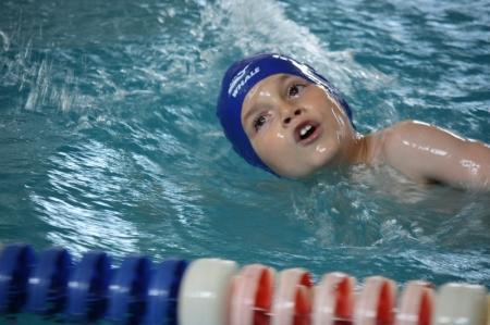 В Актау прошли соревнования по плавательному многоборью